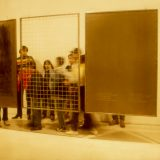 Una jaula fue a buscar un pájaro (1997). Galería Santa Fe. Instalación. Detalle: Sendero de los bienes del cielo. Retenidos.
