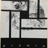 Catálogo Premio Luis Caballero: Qué estoy haciendo aquí (2000). Galería Santa Fe.