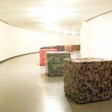 «Diez metros cúbicos» (2003), Jaime Ávila. Galería Santa Fe.
