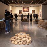 «Habitar con otros» XIV Salón Nacional de Arte Joven. Galería Santa Fe, 2020.