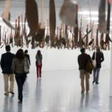 Fabio Melecio Palacios, «Proyecto los BMR (Bamba, Martillo y Refilón)», Galería Santa Fe, 2011.